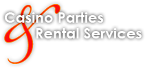 Casino Parties Rental Services